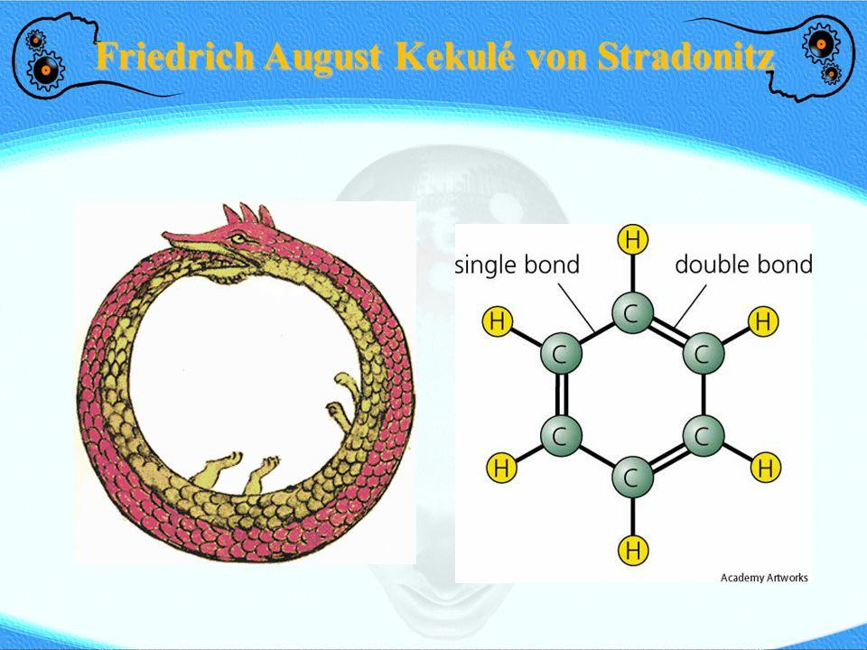 Friedrich August Kekulé von Stradonitz
