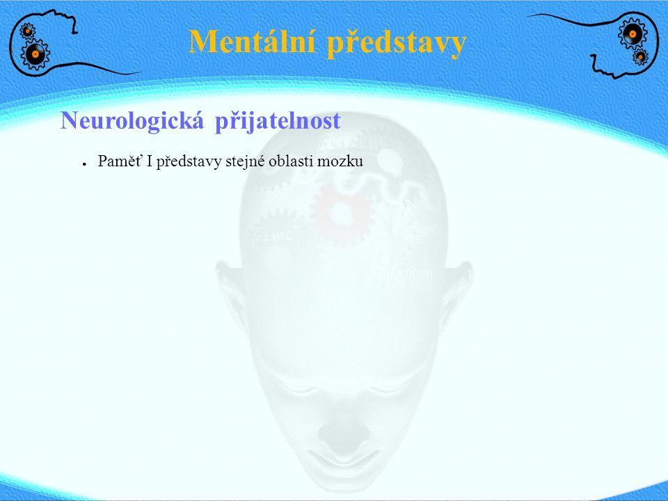 Neurologická přijatelnost