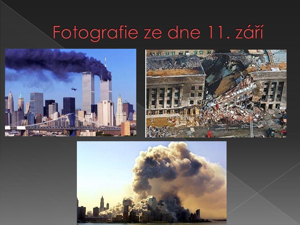 Fotografie ze dne 11. září