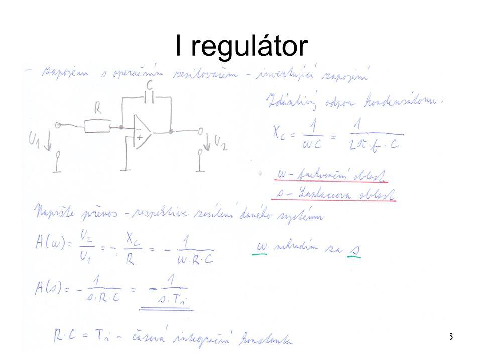 I regulátor