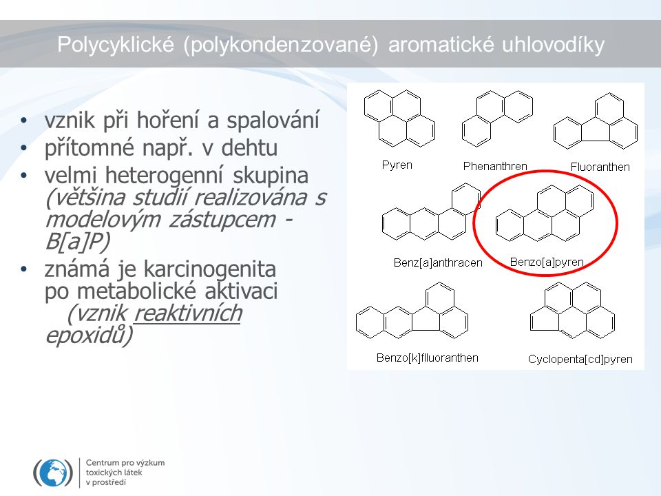 Polycyklické (polykondenzované) aromatické uhlovodíky