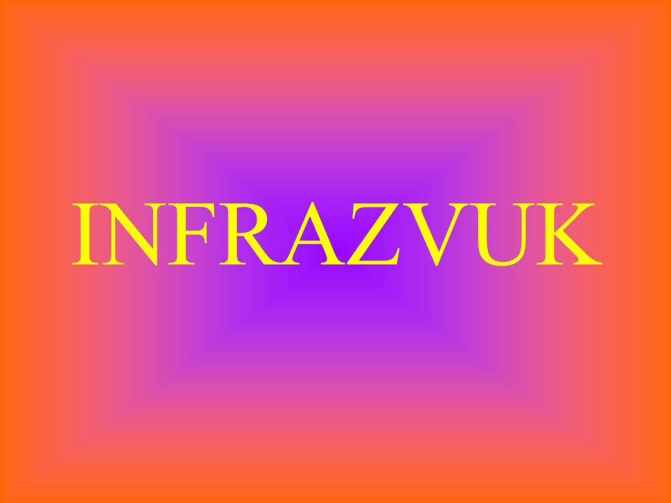 INFRAZVUK