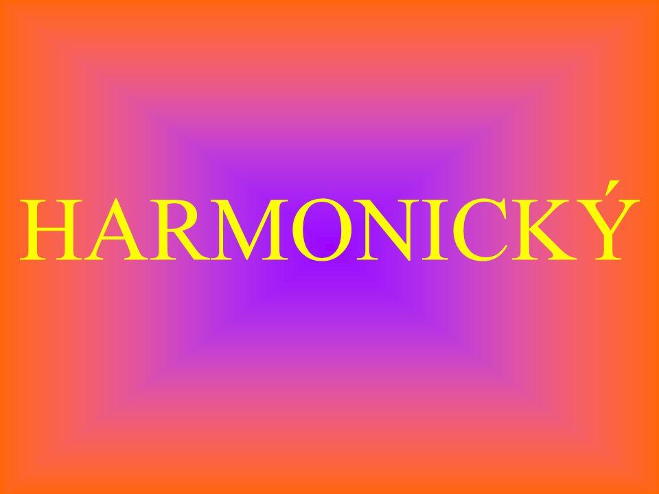 HARMONICKÝ