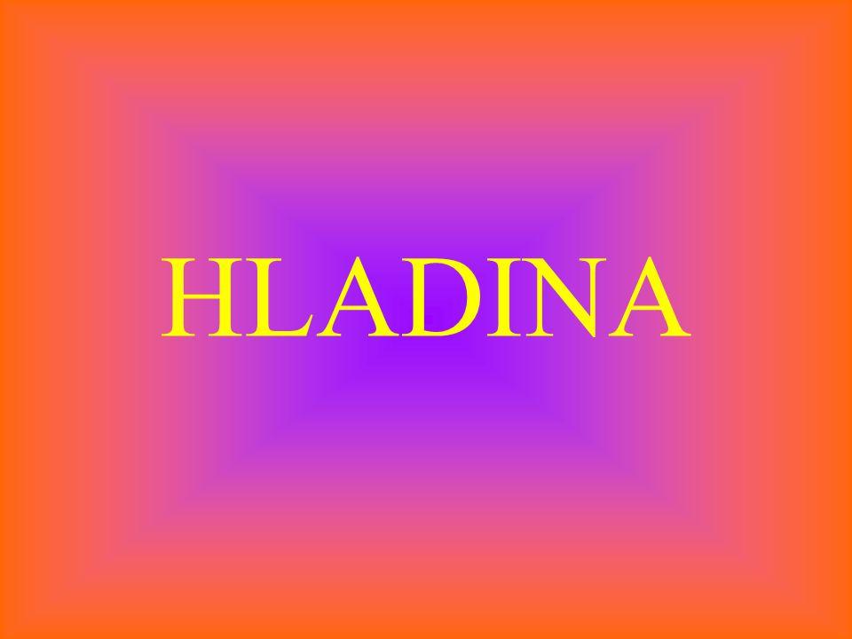 HLADINA