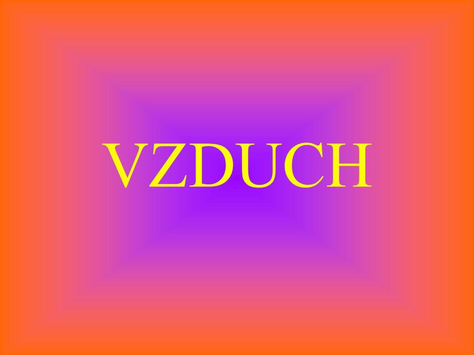 VZDUCH