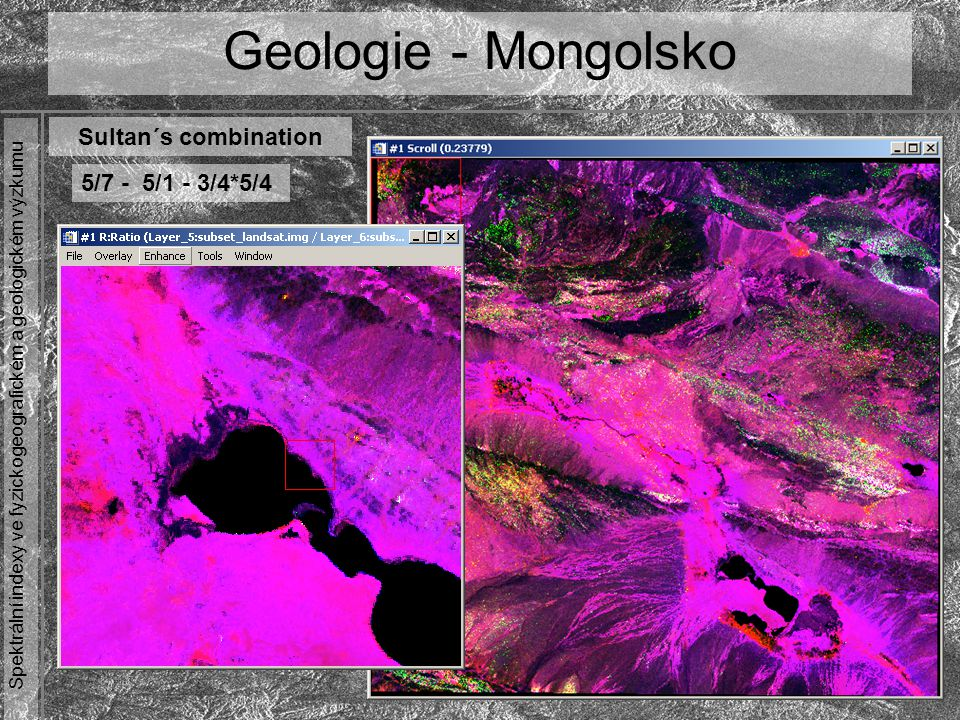 Geologie - Mongolsko Sultan´s combination 5/7 - 5/1 - 3/4*5/4