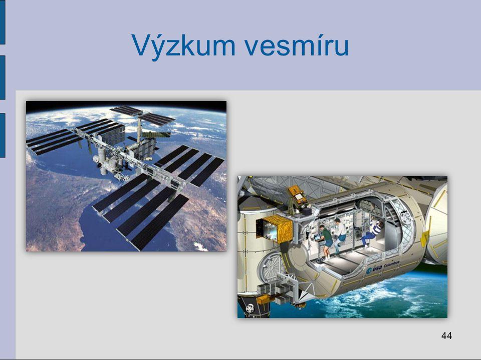 Výzkum vesmíru