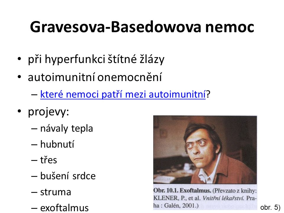 Gravesova-Basedowova nemoc