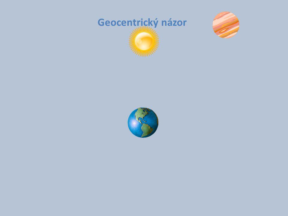 Geocentrický názor