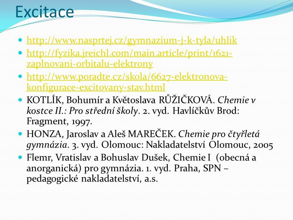 Excitace http://www.nasprtej.cz/gymnazium-j-k-tyla/uhlik