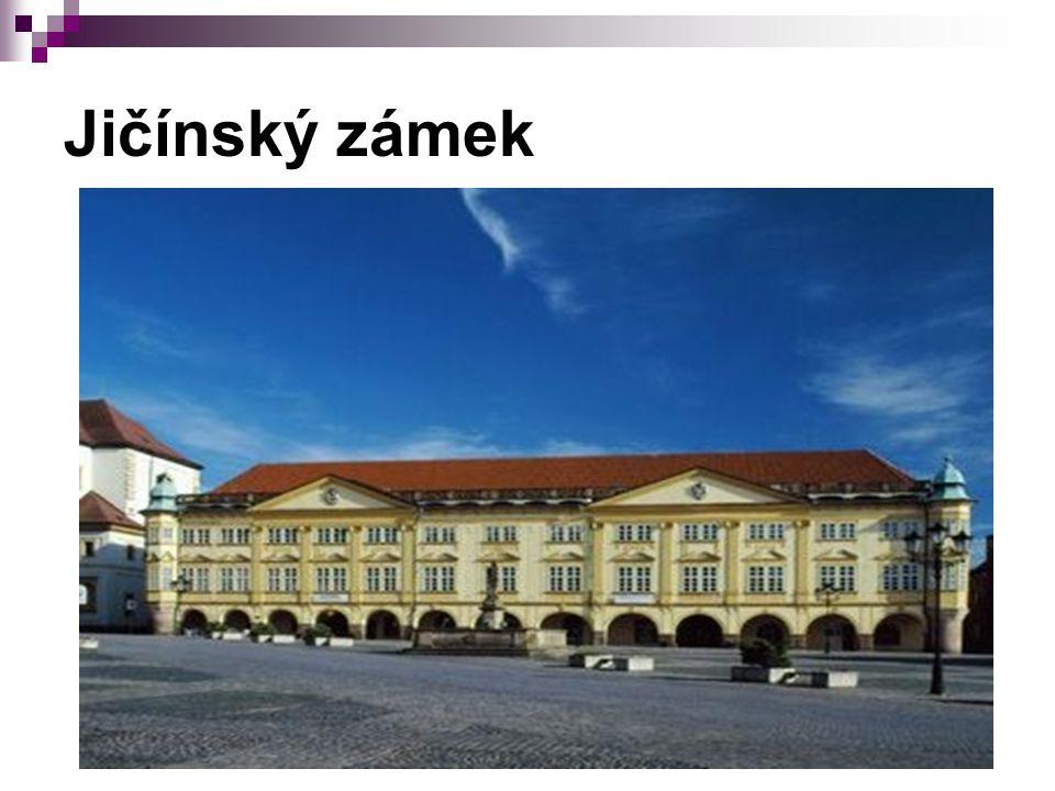 Jičínský zámek