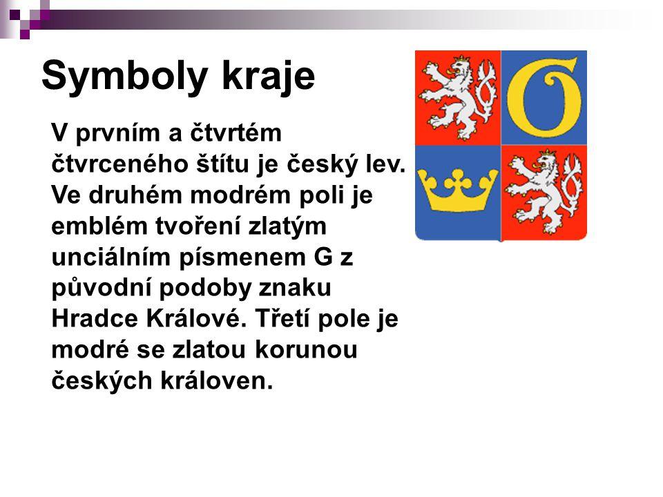 Symboly kraje