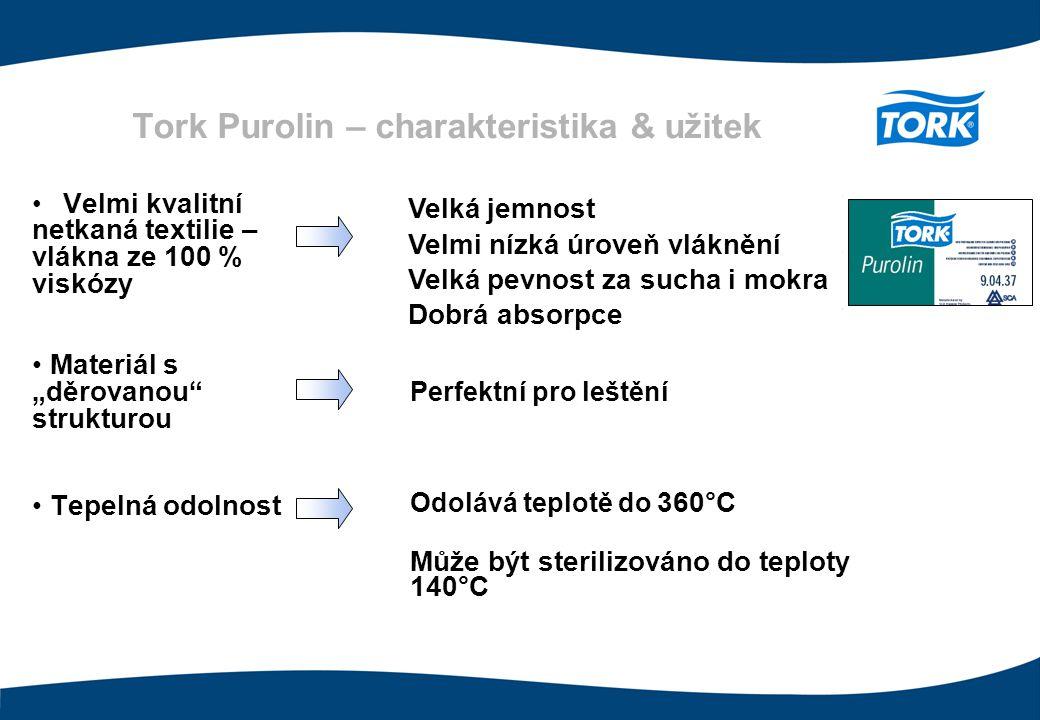 Tork Purolin – charakteristika & užitek