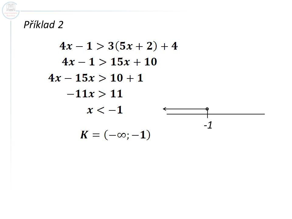 Příklad 2 -1