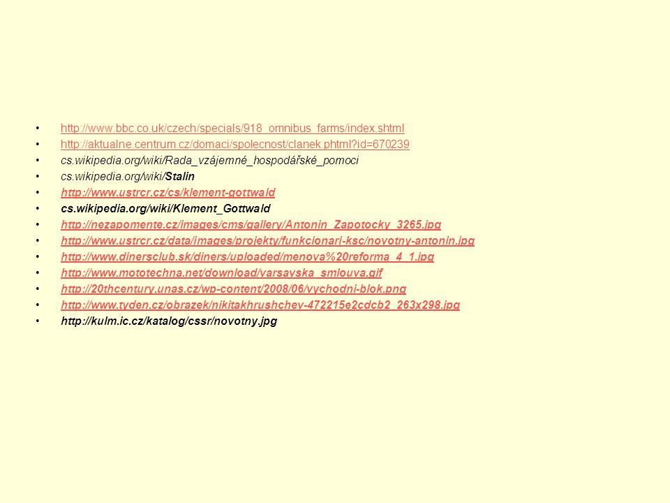 http://www.bbc.co.uk/czech/specials/918_omnibus_farms/index.shtml http://aktualne.centrum.cz/domaci/spolecnost/clanek.phtml id=670239.