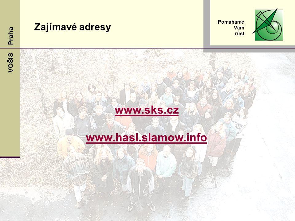 www.sks.cz www.hasl.slamow.info