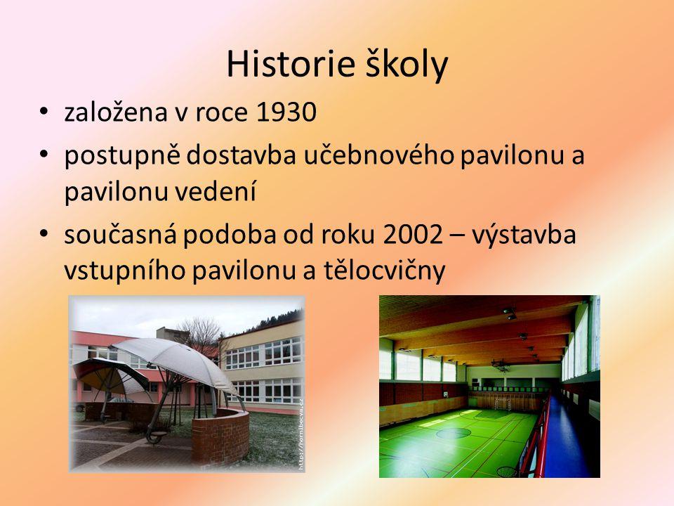 Historie školy založena v roce 1930