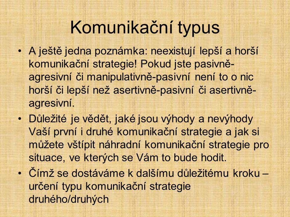 Komunikační typus