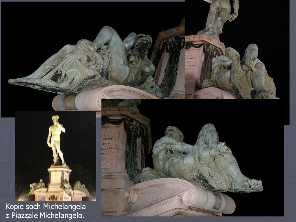 Kopie soch Michelangela
