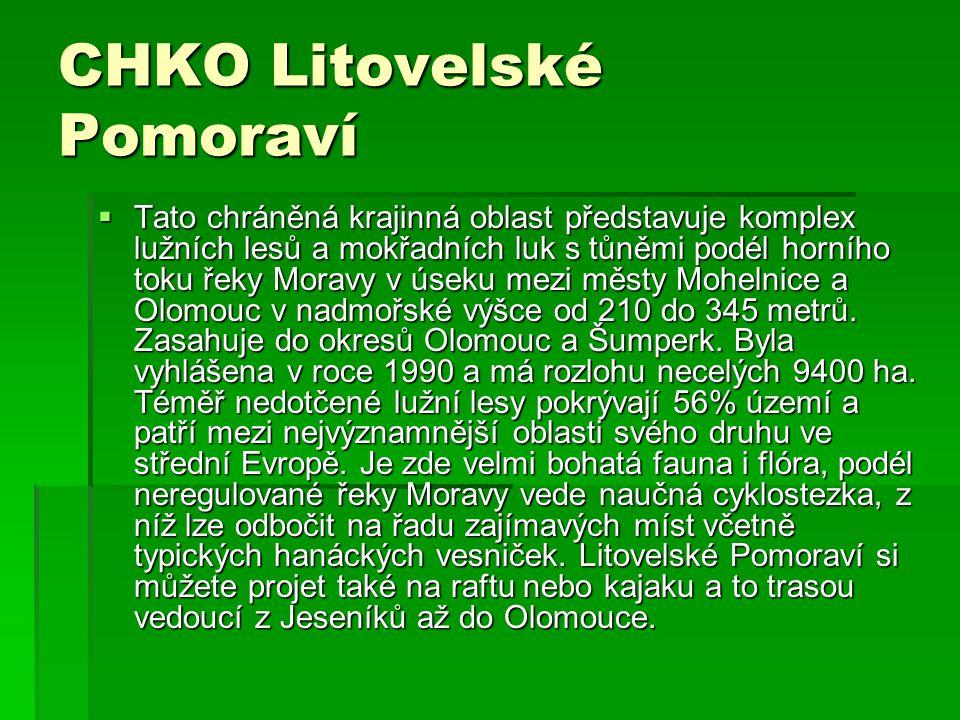 CHKO Litovelské Pomoraví