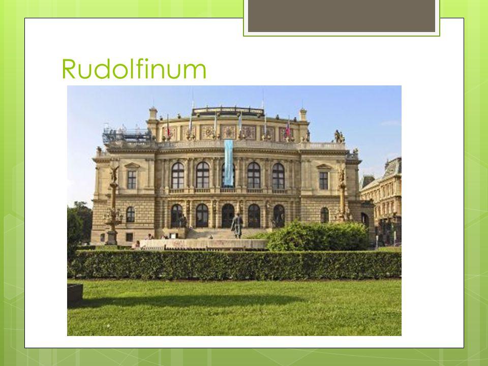 Rudolfinum