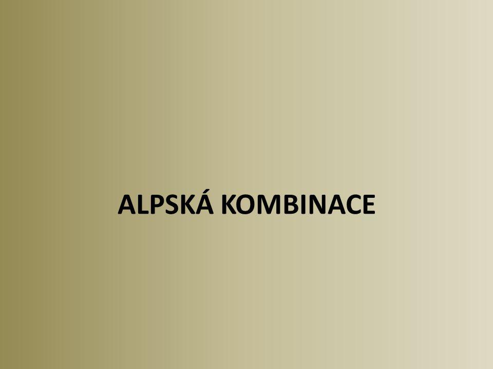 ALPSKÁ KOMBINACE