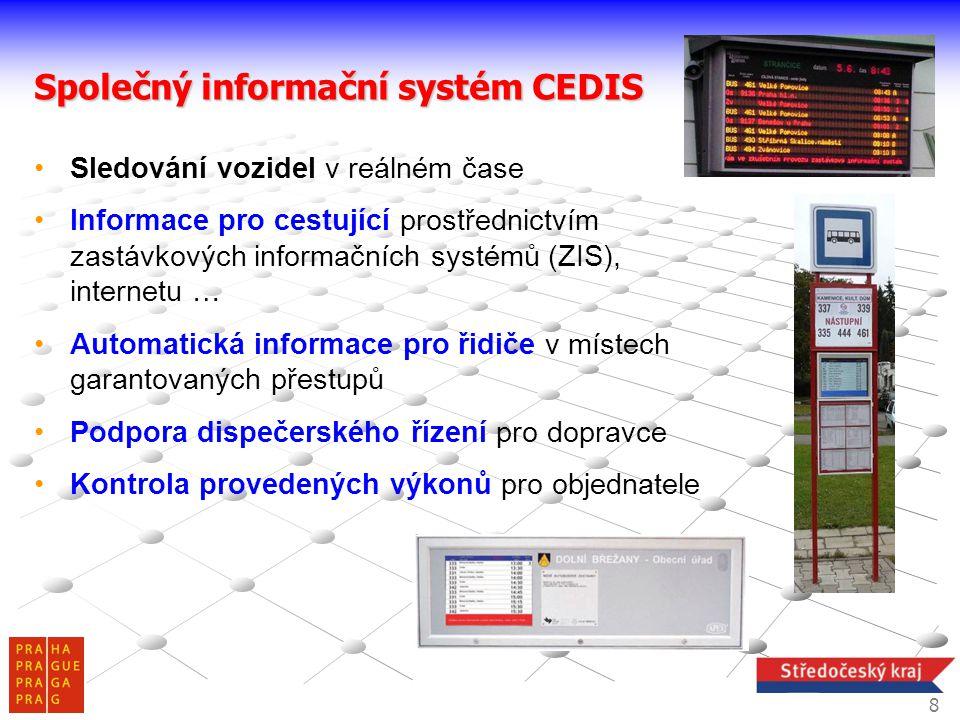 Společný informační systém CEDIS