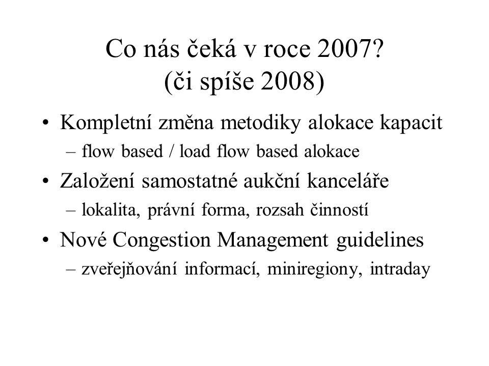 Co nás čeká v roce 2007 (či spíše 2008)