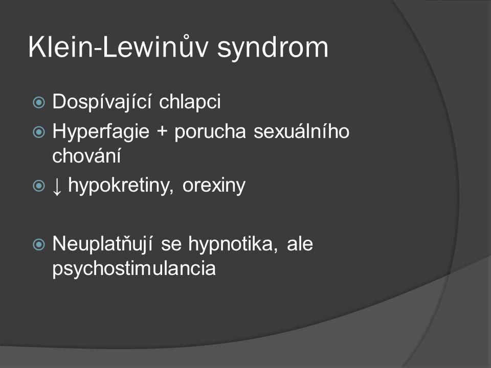 Klein-Lewinův syndrom