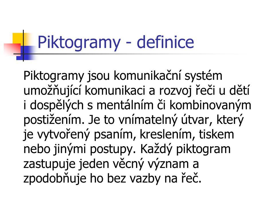 Piktogramy - definice