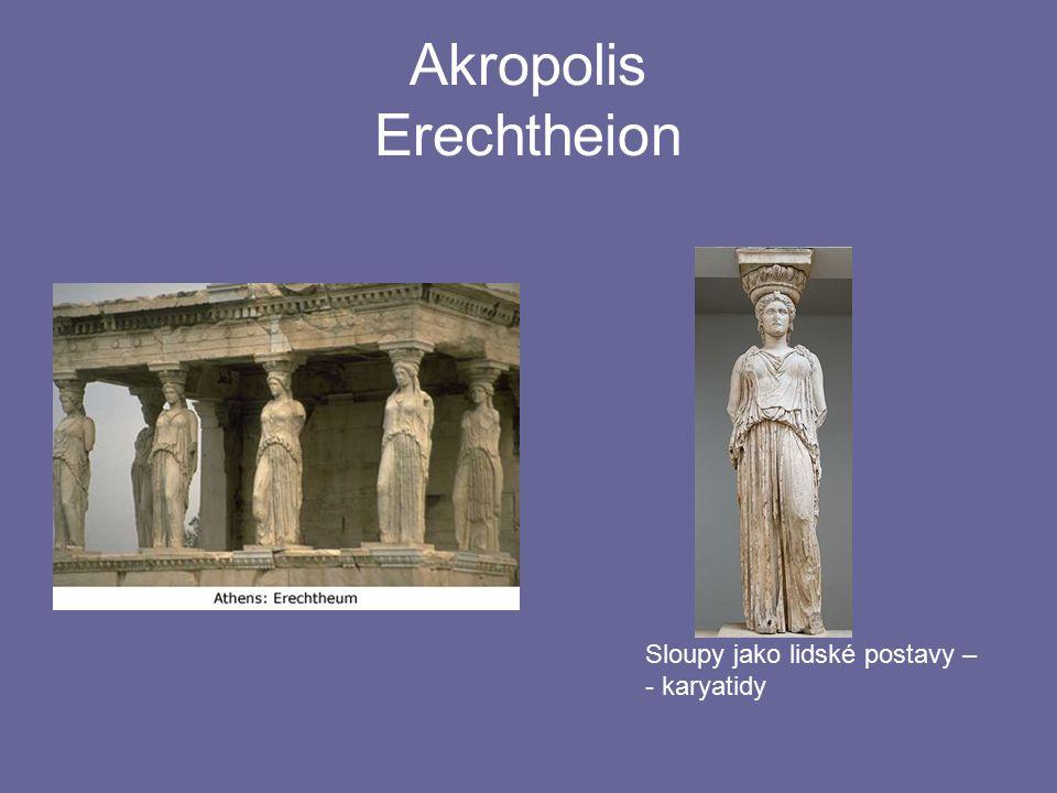 Akropolis Erechtheion