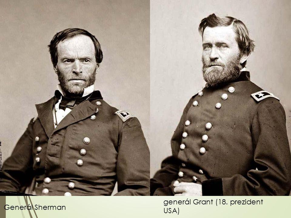generál Grant (18. prezident USA)