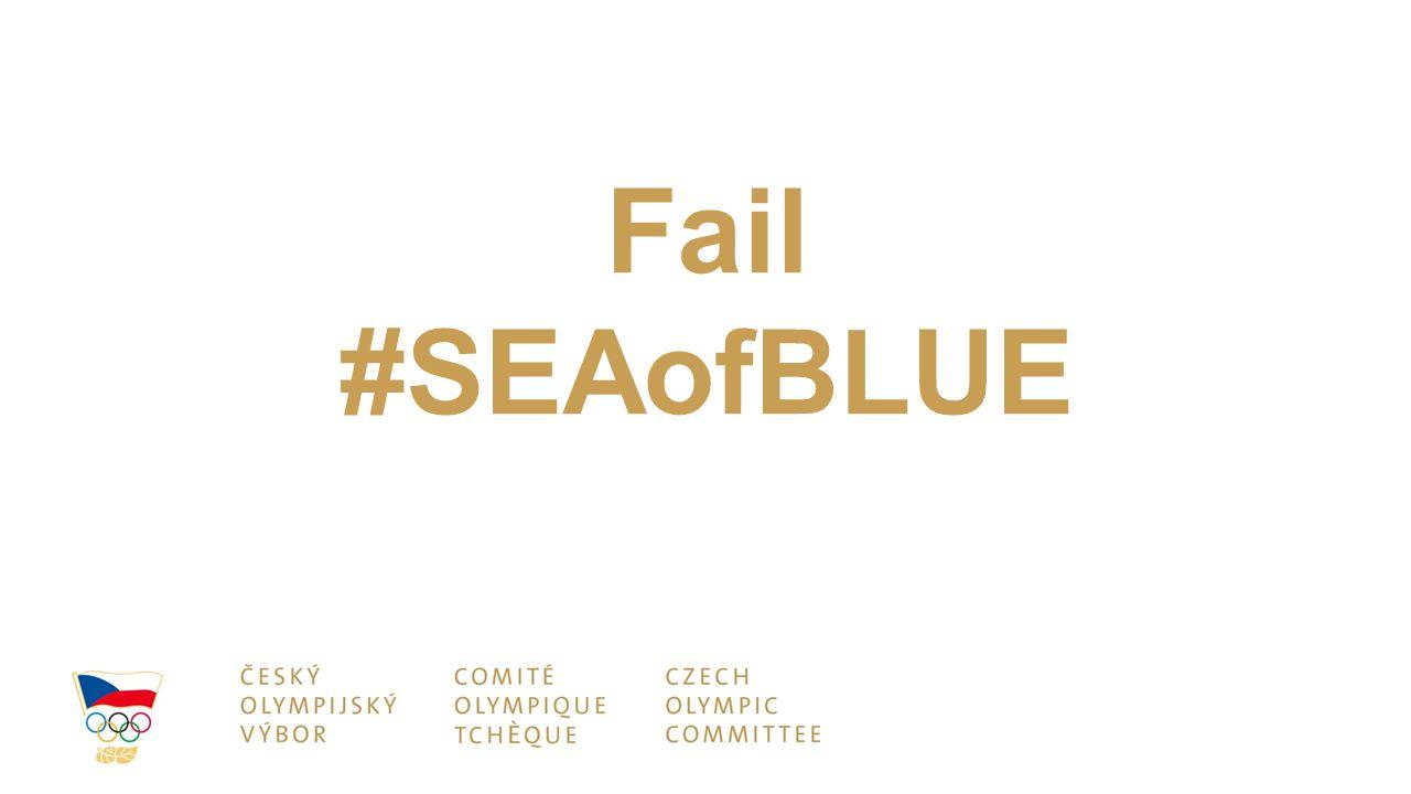 Fail #SEAofBLUE