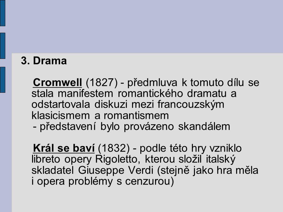 3. Drama