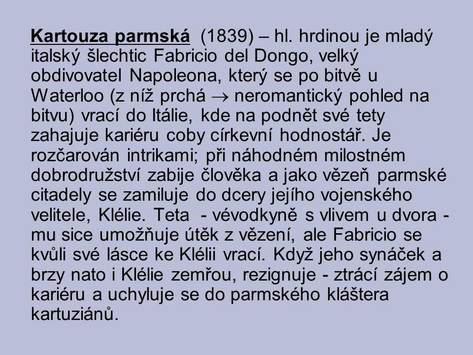 Kartouza parmská (1839) – hl
