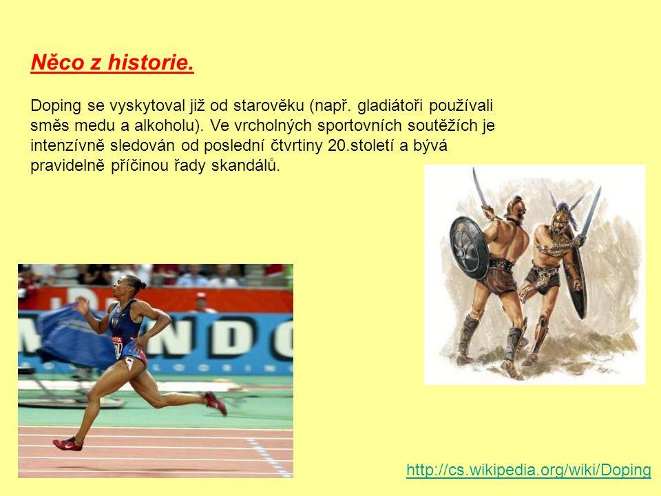 Něco z historie.