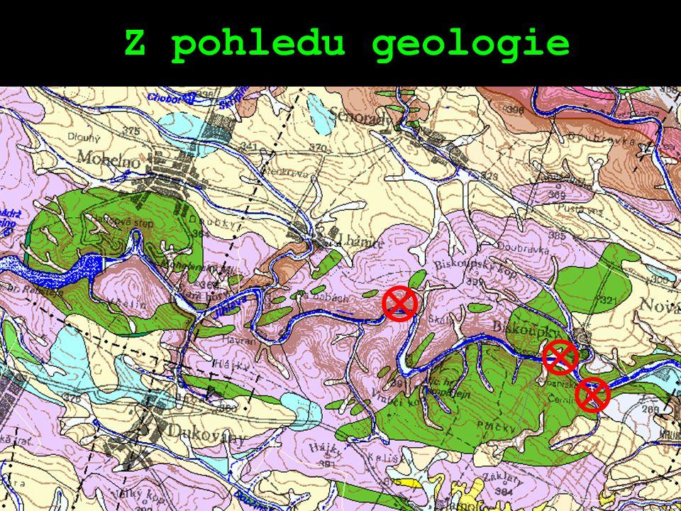 Z pohledu geologie