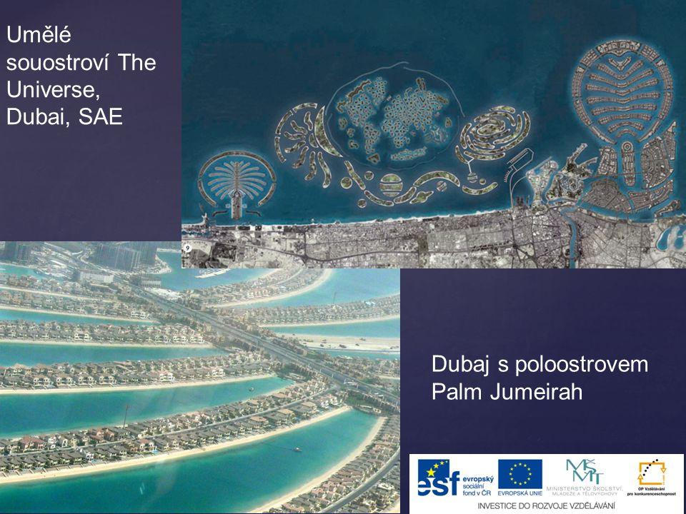 Umělé souostroví The Universe, Dubai, SAE