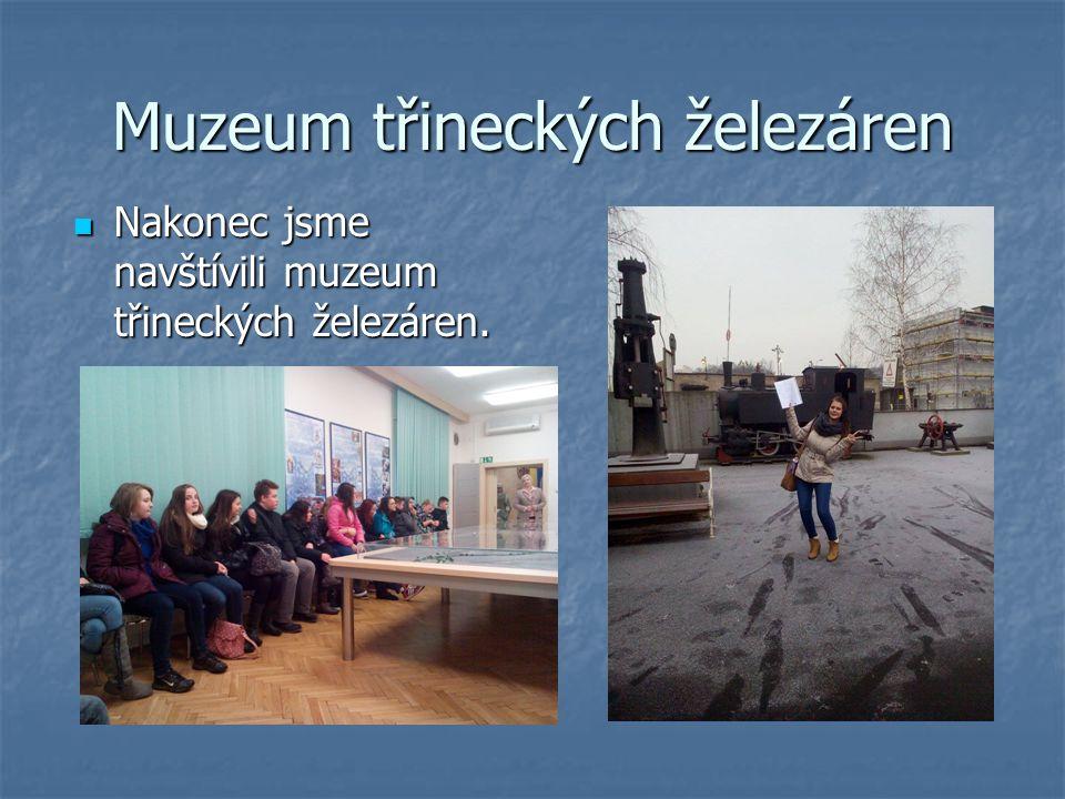 Muzeum třineckých železáren