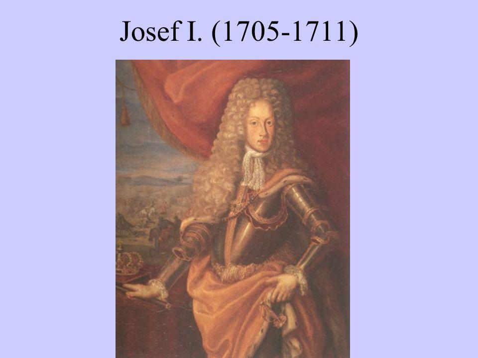 Josef I. (1705-1711)