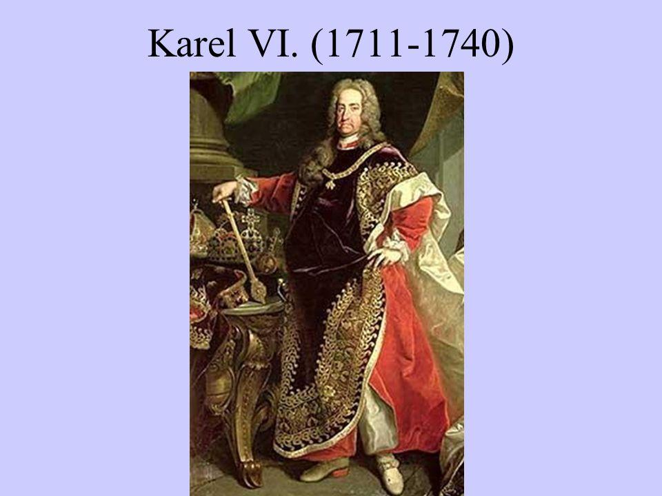 Karel VI. (1711-1740)