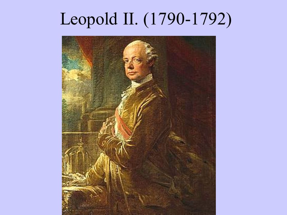 Leopold II. (1790-1792)