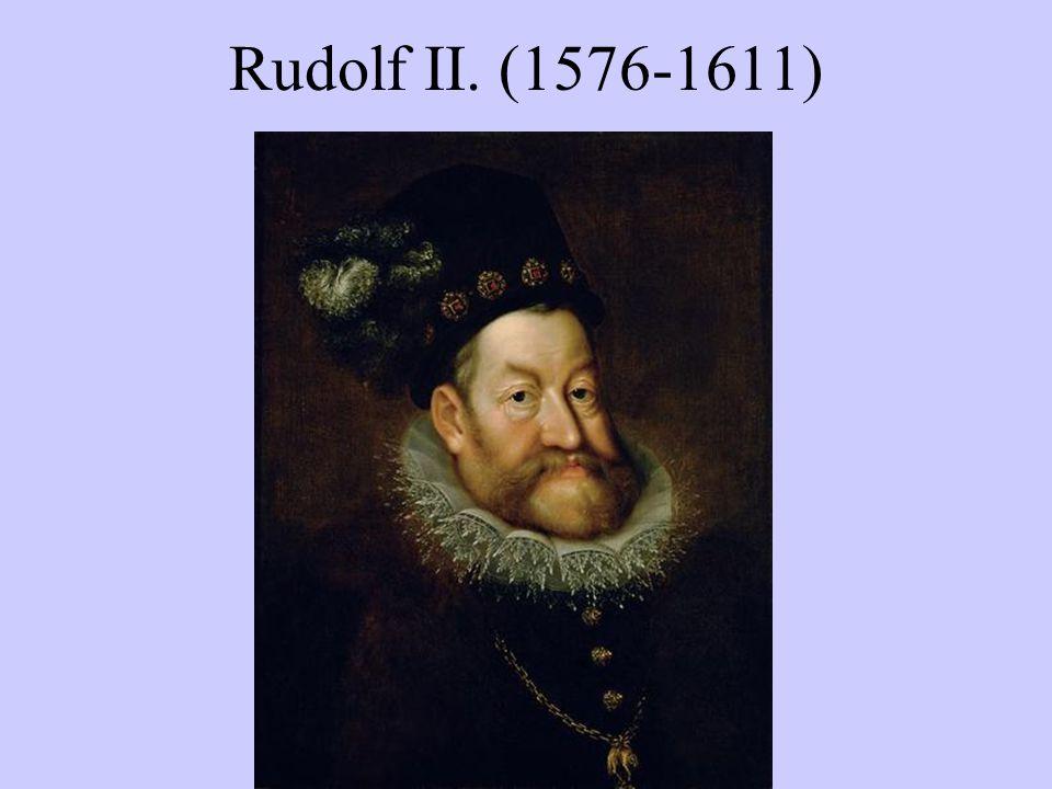 Rudolf II. (1576-1611)