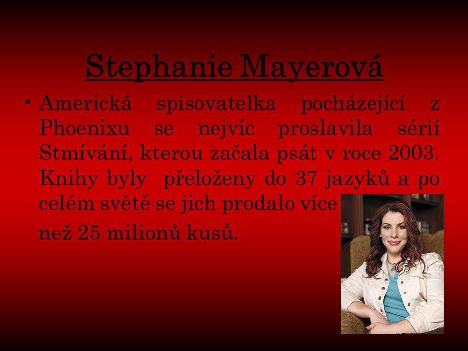Stephanie Mayerová