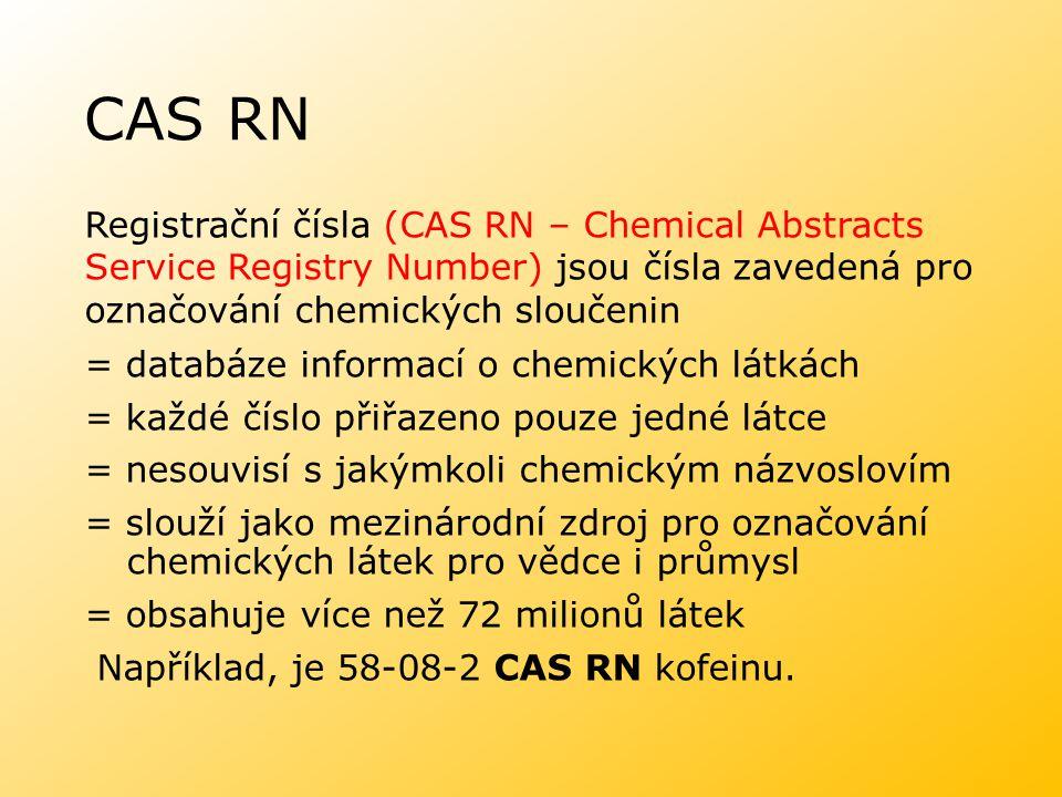 CAS RN