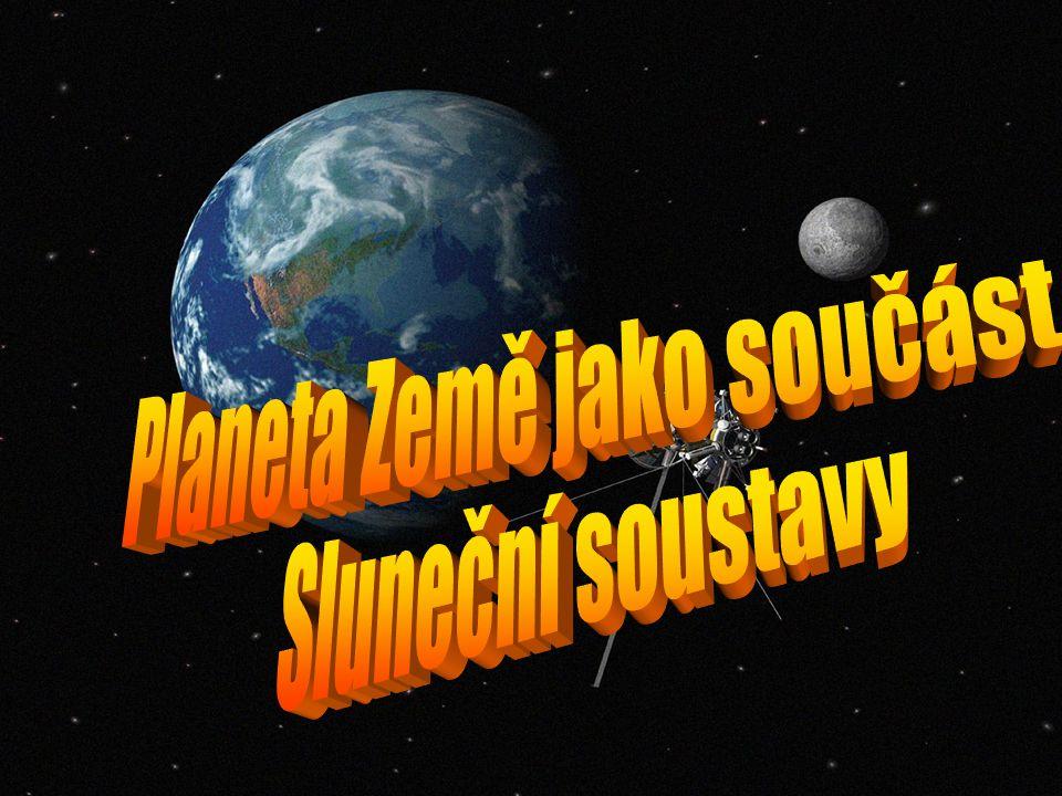 Planeta Země jako součást