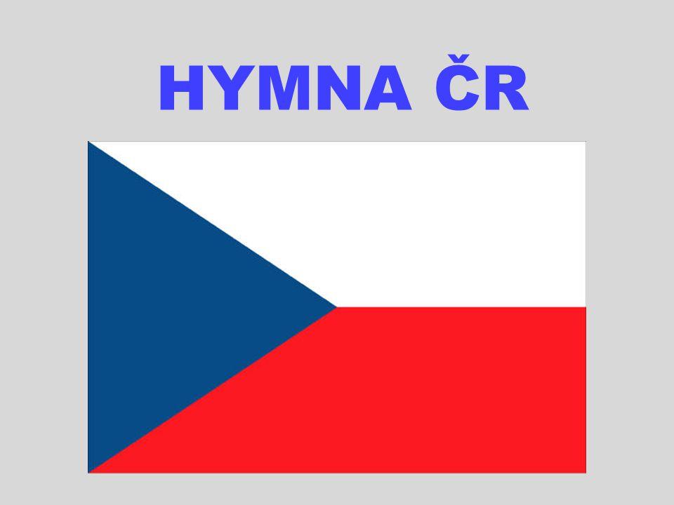 HYMNA ČR