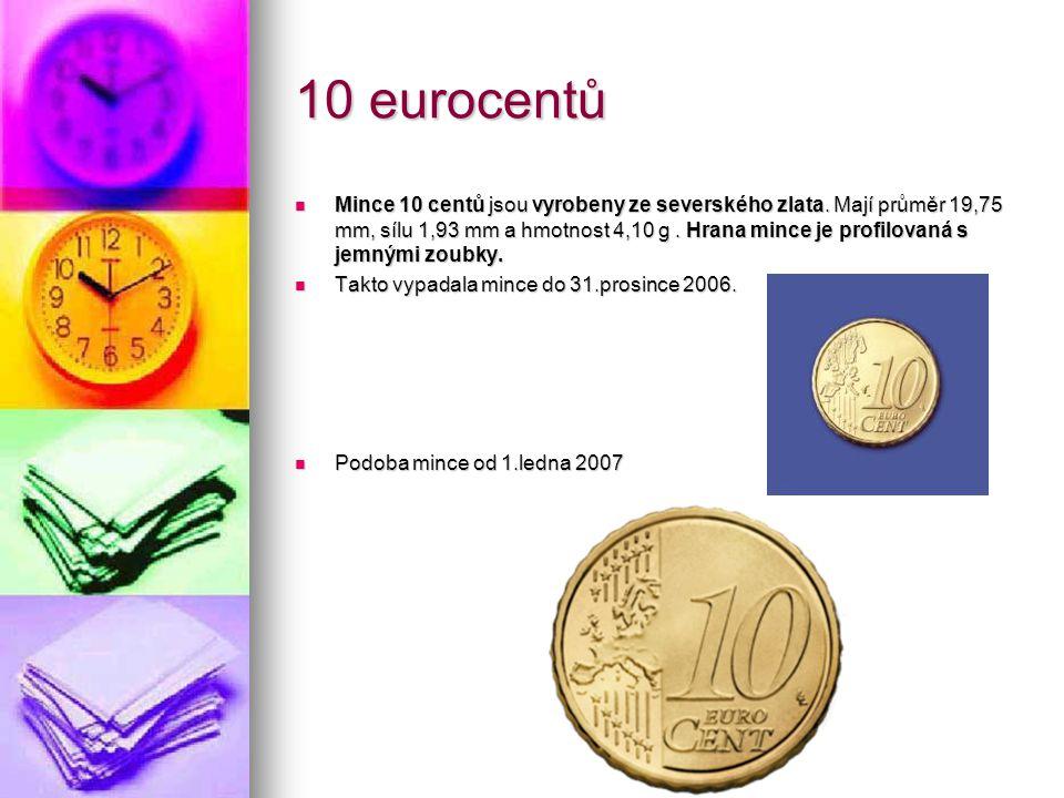 10 eurocentů