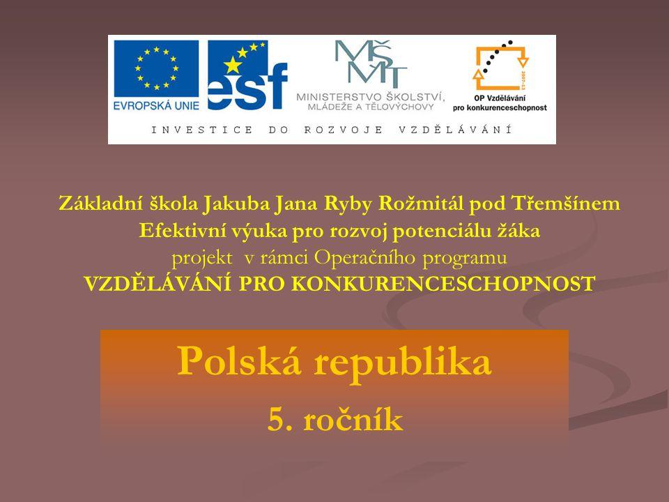 Polská republika 5. ročník