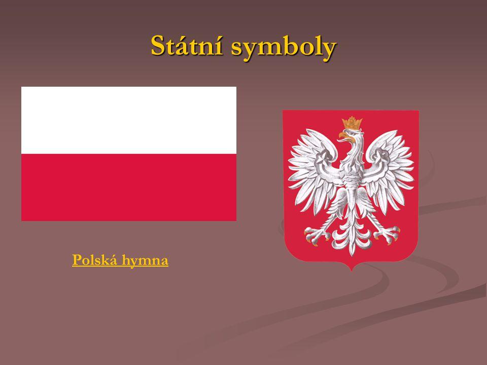 Státní symboly Polská hymna
